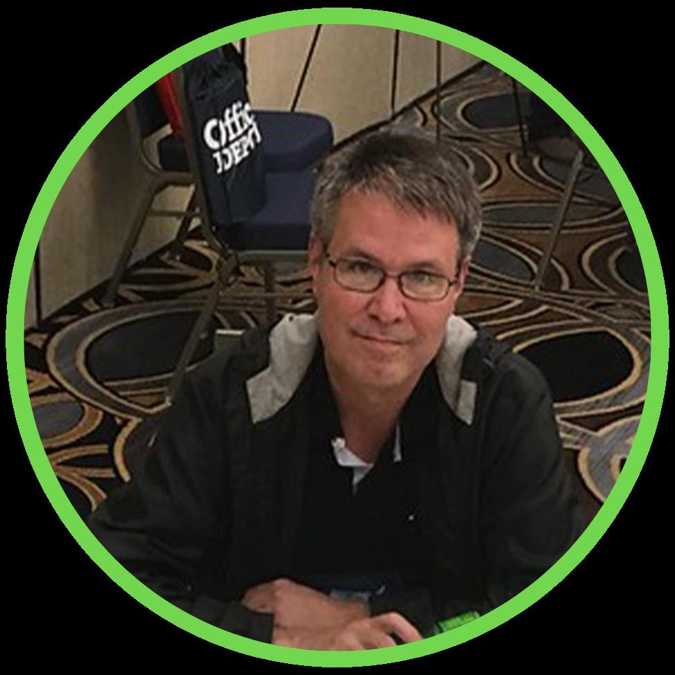Eric Vandergrift - A/V & IT