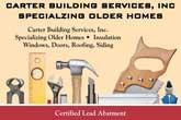 Carter Building Services, Inc.